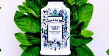 Vanilla Mint / Vanilla Mint Poo~Pourri is for the flusher who bathes with Irish Springs, and loves all things organization, minimalist and everything fresh and clean.