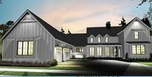 AHP | Farmhouse House Plans / Our collection of Farmhouse style House Plans available for sale at advancedhouseplans.com