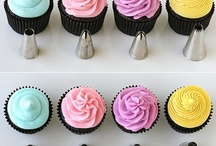 Cakes/Cupcakes/Mug Cakes / by Kathy Walker Harris