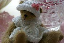 Handmade TeddyBears & friends
