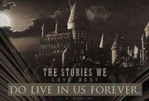 Harry Potter / by Daphne Matthews