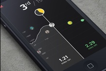 Great Mobile UI / iPhone, iPad, Android and other touch-based UI / by Sylvain Le Gac