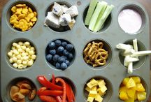 Baby and kidz food and snack ideas