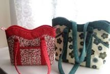 Sewing-Purses, wallets, containers, etc / by Susie McCormick