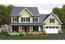 Home Plans / by Jennifer Hazzard