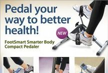 New Year New You / New Year's Resolution: Walk more! You're steps away from a better you! Make your strides as healthy as possible in 2014 with comfort-enhanced styles. / by FootSmart