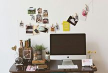 Office Space | Decor / by Brittany Behnen