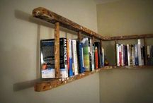 Home storage and decor elements