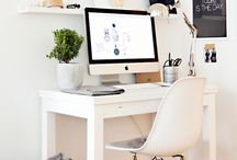 Home office and organising