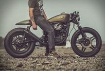 Motorcycle Living. / by Asher Loyd