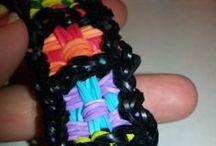 rainbow loom #ohmyword #notforme / by Tami Demo