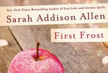 A First Frost Garden Party / In celebration of First Frost by Sarah Addison Allen coming 1/20/15