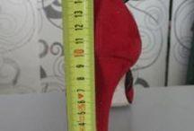 Measures & Size / Shoes