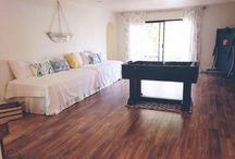 Kauai styled / home styling  Kasey Buick / by Kasey Buick
