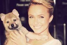 Celebrities & their Pets. / Post photos of celebrities and their pets :-) Message me if you would like an invite! Cheers!