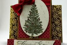 Making Merry! / Christmas cards; crafts / by Val Denyer