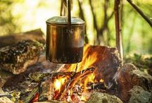 Bushcraft and Camping / Bushcraft and survival tips and tricks. / by Joshua Hemingway