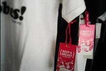 Keep A Breast / Oblečení a doplňky nadace Keep a Breast