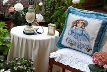 "point de croix- cross stitch and broderie / broderie passion "" Pin WISELY  ...thank you ""  http://vittoriana.blogspot.it/  / by Susanna Tesini - Victorianage"