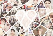 EXO / 6 + 6 = 12 WE ARE ONE. we are EXO