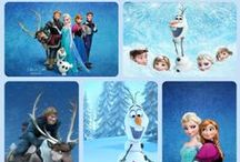 FROZEN / the cold never bother me anyway