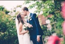Bride and Groom Photo's