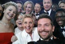 Ellen DeGeneres/Ellen Show / Ellen and some best moment of her show❤️❤️. My role model / by Adriana Huff