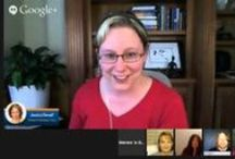 Women in Business Today / Google Plus Hangouts on Air with Women in Business Today (#WIBT). Jessica Dewell, Kitty Walker, Meloney Hall, and Carol Stephen.