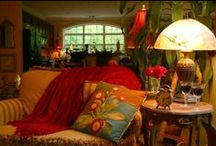 Home Decor / Home decor ideas - from Butterfly Creek Inn B&B in Columbus, North Carolina