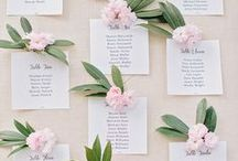 Seating + Place Cards