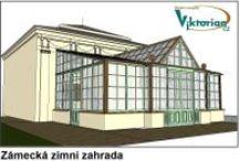 3D návrhy skleníků a zimních zahrad -3D design of greenhouses and conservatories / návrhy skleníků zimních zahrad a prosklených staveb všeobecně.