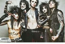 • Black Veil Brides • / BVB Army unite!   If anyone wants to be added follow, comment or send me a message and I will add you!  Basic rules: 1) NO DEATH/CHAINMAIL POSTS...they don't mean anything but to scare people. 2) no bullying. if someone expresses their opinion in a pin, its their opinion and has nothing to do with you. 3) have fun and invite your friends!