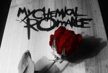 My Chemical Romance / Killjoys make some noise!  If anyone wants to be added, comment or send me a message and I will add you!