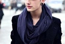 Androgynous Fashion Style / Fashion style for the strong modern androgynous sexy women