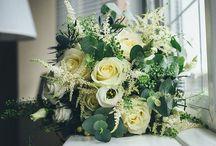 Beautiful  Wedding Flowers / Bouquets
