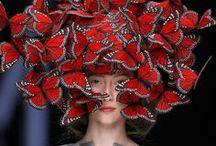 Alexander McQueen / Women's Fashion by Alexander McQueen. Only bold fashion here.