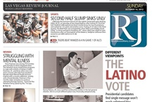 Our pages / by Las Vegas Review-Journal