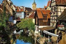 Bienvenue à Colmar (Alsace, France) / Wilkommen in Colmar (Elsass, Frankreich) - Welcome to Colmar (Alsace, France) - www.tourisme-colmar.com