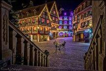 La magie de Noël à Colmar (Alsace, France) / Les Marchés de Noël à Colmar (Alsace, France) - Colmar Weihnachtsmarkt (Elsass, Frankreich) - Colmar Christmas Market (Alsace, France) - http://www.noel-colmar.com