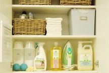 Organize - Laundry & Linen