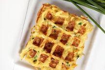 Spiralized Breakfasts / Spiralized breakfast recipes.