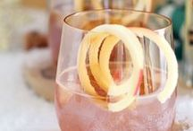 Spiralized Drinks / Spiralized drink recipes.