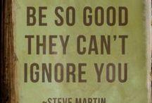 Well said // Hyvin sanottua
