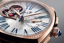 When Zenith speaks to women / Inner beauty revealed by fascinating mechanisms is matched by the aesthetic refinement of exceptional timepieces. Zenith ladies' watches are an invitation to enjoy excellence. They offer a magnificent example of how daring and elegance may be matched with the complexity of an exceptional watch mechanism.  / by Zenith Watches