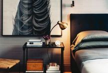 bedroom. / A warm, relaxing sanctuary