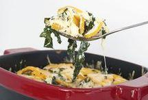 Spiralized Casseroles / Spiralized recipes for casseroles.