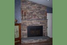 Fireplaces / Warm and cozy.....