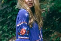 RYY | Spring 2014 / Eclectic, bohemian fashion for home or away