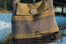 Daniela´s bags / crochet bags
