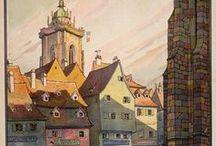 Colmar et ses illustrations